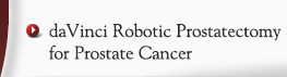 daVinci Robotic Prostatectomy for Prostate Cancer - Urology SA