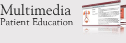 Multimedia Patient Education - Urology SA